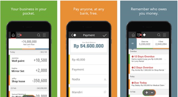 Cashflow | Free Android APK Download | Best Android Finance Apps