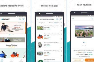 shopclues - online shopping app