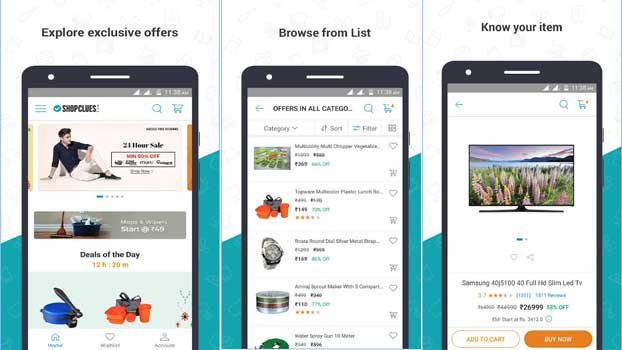 ShopClues – Online Shopping App | ShopCules App Free Download