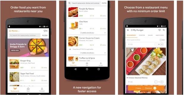 Swiggy Food Order Delivery | Food Order & Delivery Mobile App