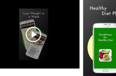 diet plan - weight loss