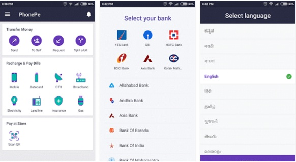 PhonePe – India's Payment App | Android mobile payment app