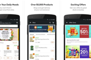 Grofers-Order Grocery Online