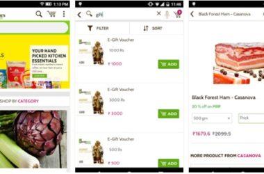 Natures Basket Online Grocery APK