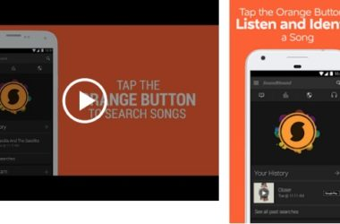 SoundHound Music Search App