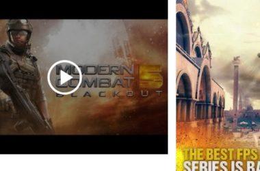 Modern Combat 5-eSports FPS