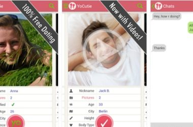 YoCutie Free Android Dating App