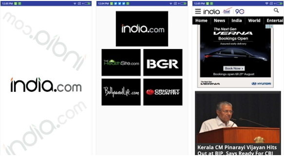 India.com Android App | NEWS & Magazine App | Entertainment App