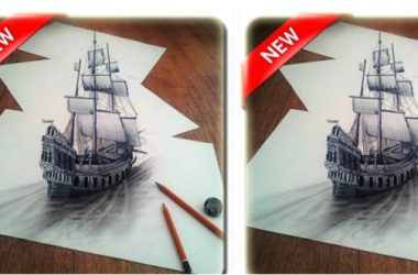 3D Drawing Art Design App