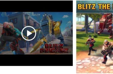 Blitz Brigade-Online FPS fun