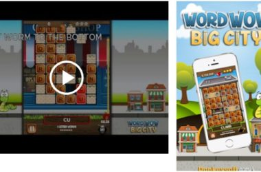 Word Wow Big City-Help Worm App