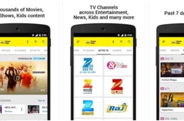 Idea Movies Android Mobile App