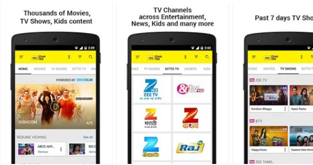 Idea Movies Android Mobile App | Movies and TV show Android Apps