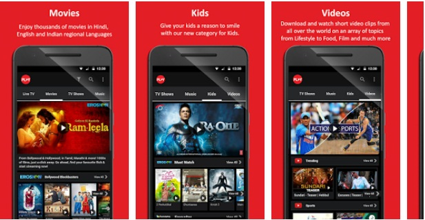 Vodafone Play Live TV | Movie & TV Show App
