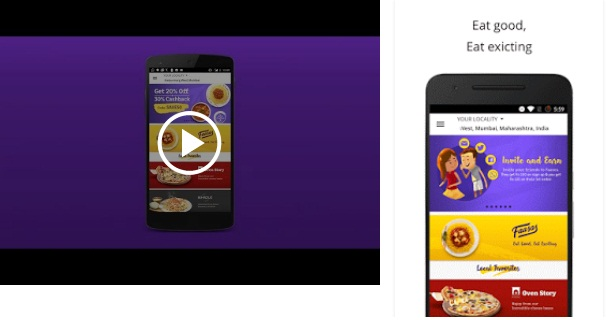 FAASOS-Order Food Online | Food & Drink Android App | Mobile Apps