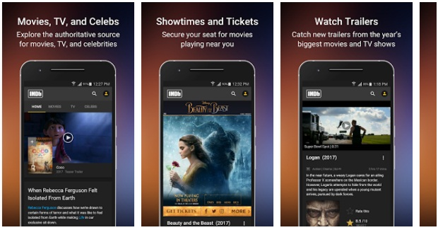 IMDb Movies & TV | Movies & TV Apps | Android Mobile Apps