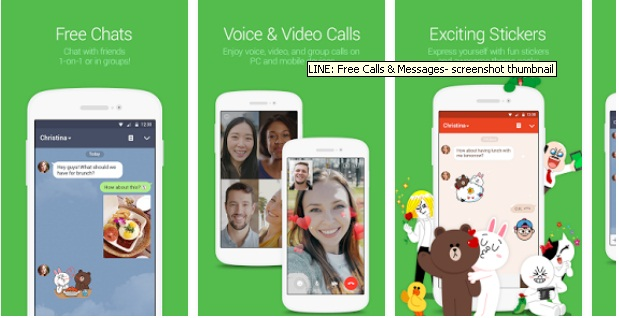 Download LINE-Free Calls & Messages | Android Communication Apps