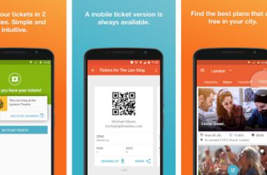 Ticketea App