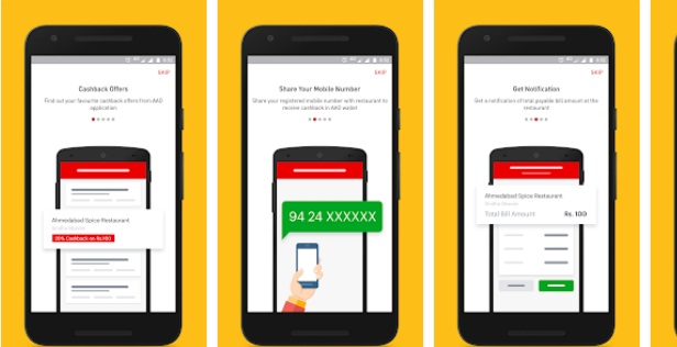 AAO – Find Restaurant Order Food & Delivery   Latest Food & Drink App