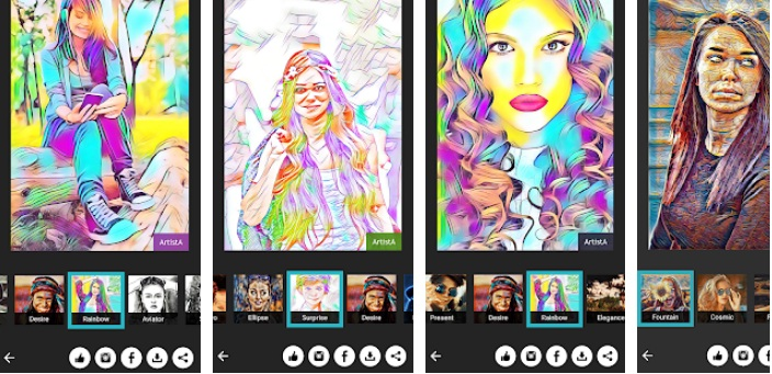 Art Filter Photo Editor | Download Sketch & Colouring App