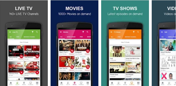 Entertainment TV | Download Show & Concert App
