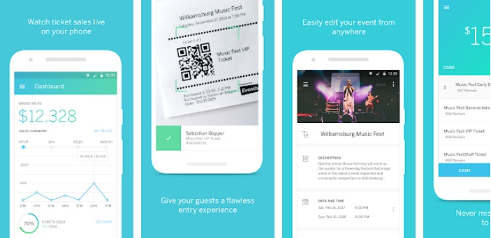 Eventbrite Organizer | Download Lifestyle Event App