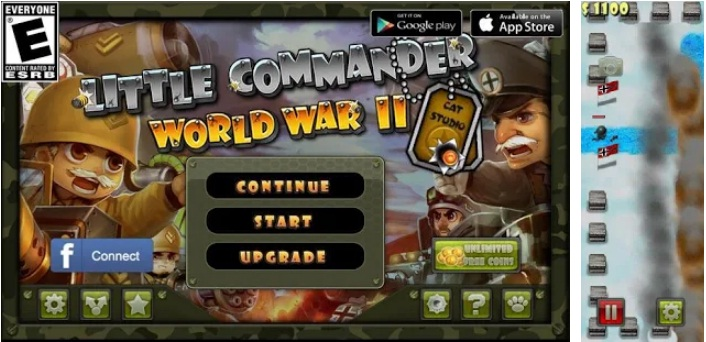 Little Commander
