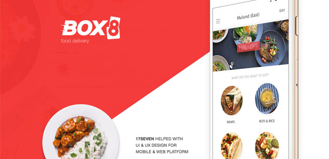 BOX8 Food Delivery App | Best Online Food Ordering App