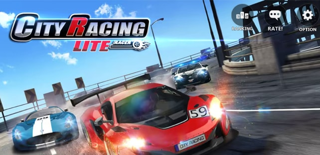 City Racing Lite Android App 2018 | Free Racing Android Game Apps