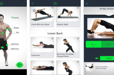 home workouts app