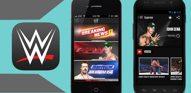 WWE App | Free Download Entertainment Android App