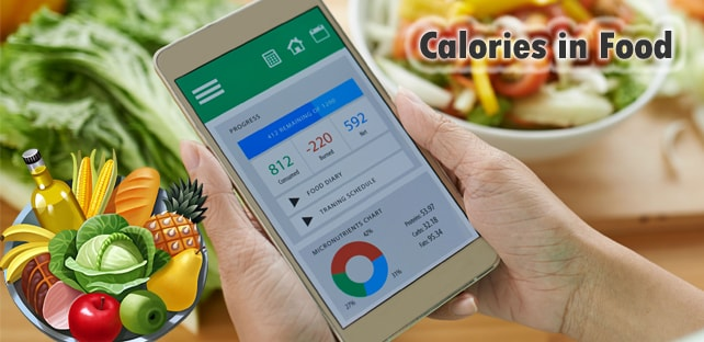Calories in Food Android App Free Download 2018
