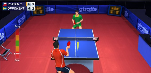 Best Table Tennis Game For Android | Top Sports Game Apps
