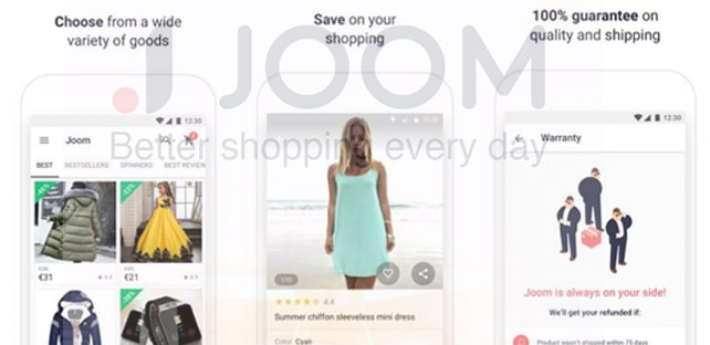 Joom Android App | Latest Shopping App Free Download