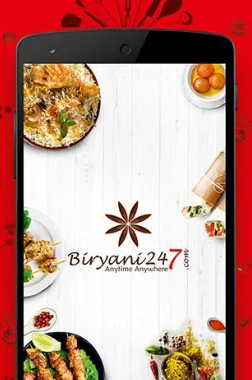 Biryani247- Food Delivery   Order Online