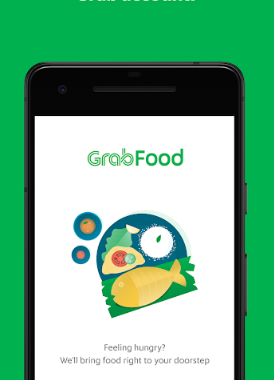 GrabFood – Food Delivery App