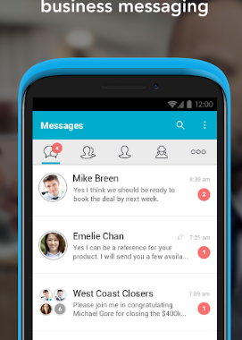 Business Messaging, Chat Bots