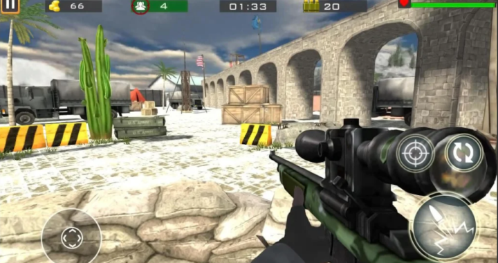 Counter Terrorist – Gun Shooting Game