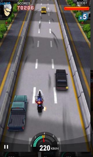 racing moptor