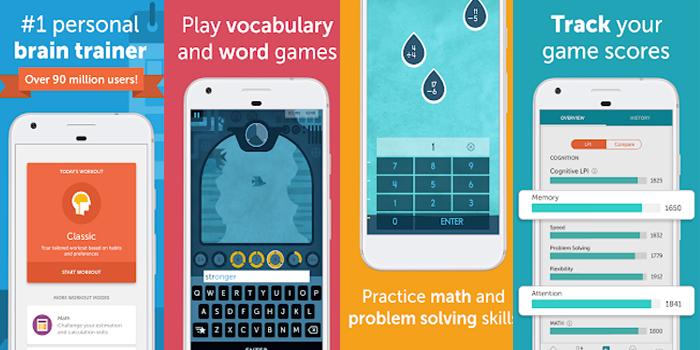 Brain Games & Cognitive Training App