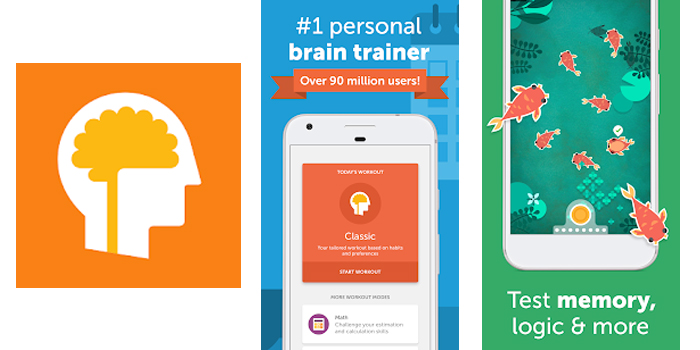 Brain Games & Cognitive Training App1