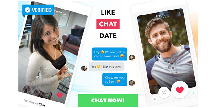 Meetville – Meet New People Online. Dating App