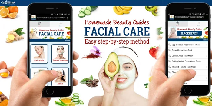 Homemade Beauty Guides: Facial Care