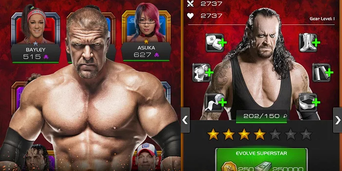 WWE Universe – Action Free Mobile Game
