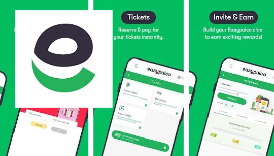 Easypaisa – Mobile Load, Send Money & Pay Bills