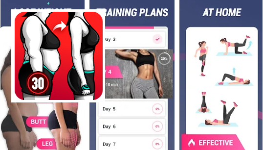 Lose Weight App for Women – Workout at Home