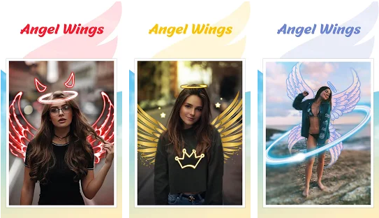 Angel Photo Editor