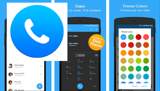 Dialer, Phone, Call Block & Contacts by Simpler