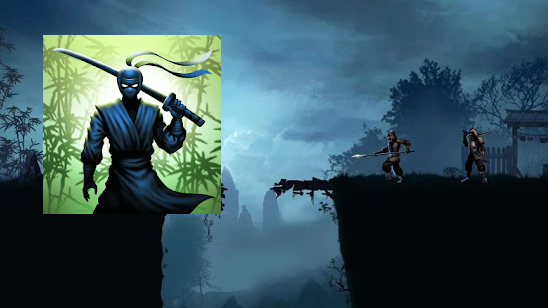 Ninja warrior: legend of shadow fighting games