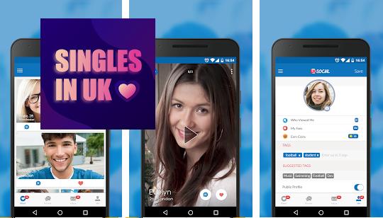 singles in uk